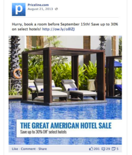 Facebook advertising creative usage guide 3