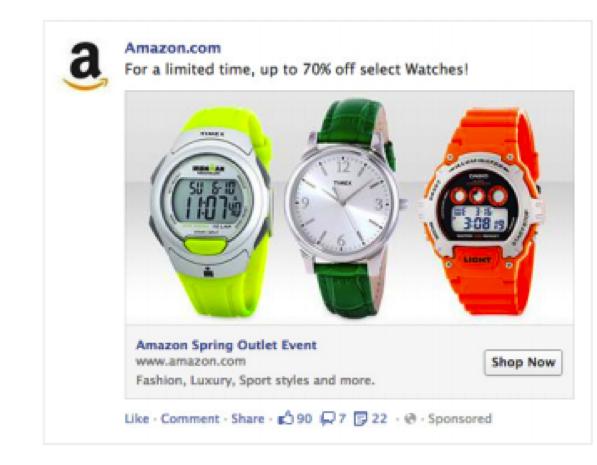 Facebook advertising creative usage guide 4